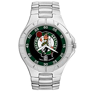 NSNSW22827Q-Boston Celtics Watch - Mens Pro Ii Nba Sport by NBA Officially Licensed
