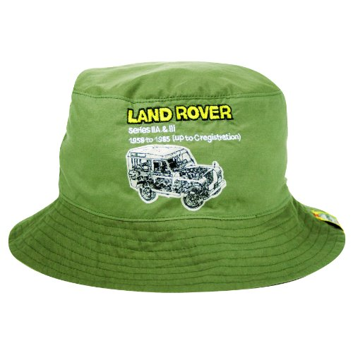 Auto Hair Inspired: Land Rover Apparel