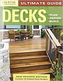 Ultimate guide decks 4th edition plan design build for The new ultimate book of home plans pdf