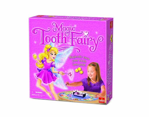 The Magic Tooth Fairy Game - 1