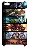 League of legends LOL Fashion Hard back cover skin case for apple ipod touch 4 4th generation-it4ll1015