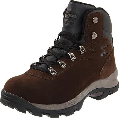 Hi-Tec Men's Altitude IV WP Hiking Boot,Dark Chocolate,7 M