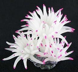 Vitality SH220S Faux Coral Aquarium Decorating Ornament, White