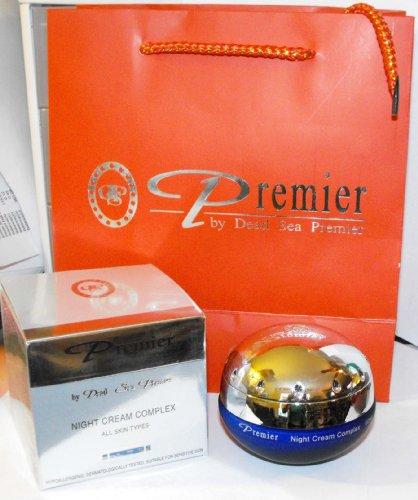 Premier Dead Sea Moisture Cream Normal 2 Dry Skin + Swisa Nail Buffer