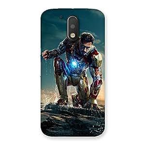 Ajay Enterprises Preparation Multicolor Back Case Cover for Motorola Moto G4 ...
