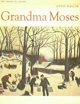 Grandma Moses, Otto Kallir
