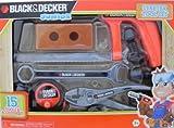 Black and Decker Jr B&D Starter Tool Set (15-Piece)