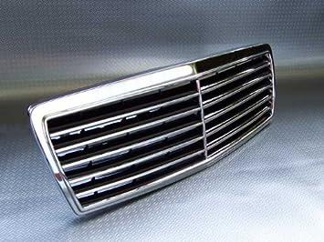 Design Grill K/ühlergrill f/ür A3 Bj 05-08 abnehmbares Emblem