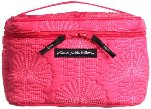 Petunia Pickle Bottom Travel Train Case In Notting Hill Stop front-902526