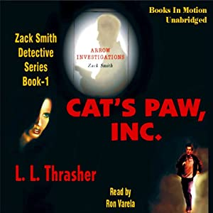 Cat's Paw, Inc.: A Brown Bag Mystery | [L. L. Thrasher]