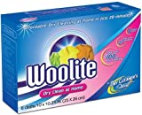 Woolite Dry Cleaners Secret At Home Dry Cleaning 6 count Box by Dry Cleaners Secret English Manual