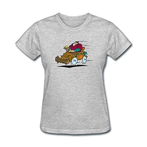 DanielRauda Women's Wacky Races Short Sleeve T Shirt