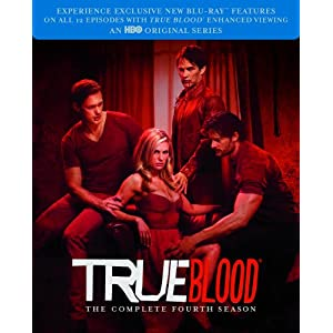 True Blood Season 4 Blu-ray