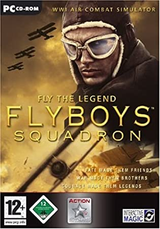 Flyboys Squadron/Pc