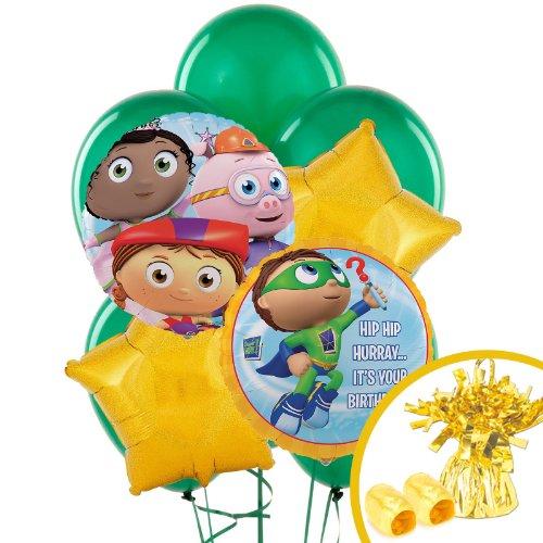 Super Why! Balloon Bouquet - 1