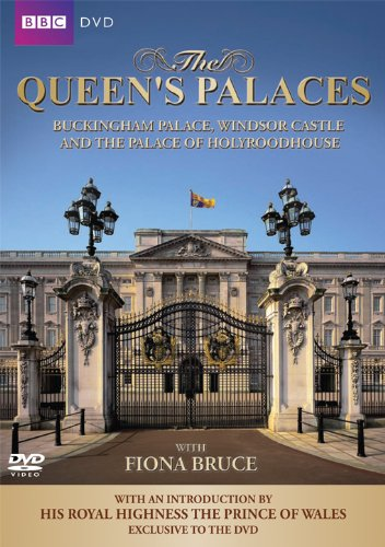 The Queen's Palaces [DVD]: Amazon.co.uk: Fiona Bruce: DVD & Blu-ray