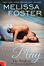 Hearts at Play (Love in Bloom: The Bradens, Book Six ) Contemporary Romance