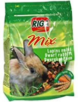 Riga - 22113 - Mix Lapins Nains Céréales Stand Up - 1,3 kg