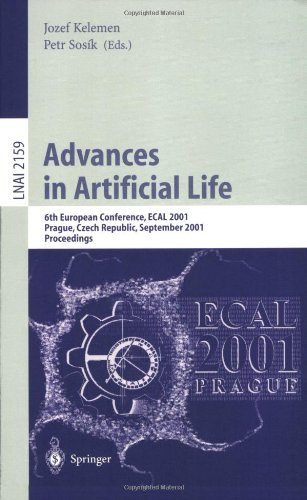 Advances in Artificial Life: 6th European Conference, ECAL 2001, Prague, Czech Republic, September 10-14, 2001. Proceedings