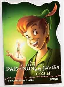 Animalitos-Peter Pan) (Spanish Edition): Disney: 9789501115901: Amazon