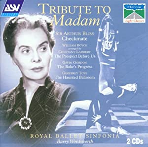 Tribute to Madam: Checkmate, The Prospect Before Us, The Rake's Progress, The Haunted Ballroom