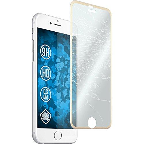 1-x-apple-iphone-6s-6-glas-folie-klar-full-screen-mit-metallrahmen-in-gold-phonenatic-panzerglas-fur
