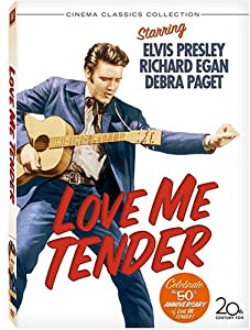 Cover of &quot;Love Me Tender&quot;