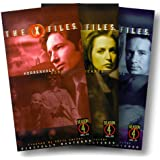 The X-Files Boxed Set - Vol.7 (Herrenvolk, Home, Unruhe, Paper Hearts, Tunguska, and Terma) [VHS]
