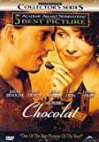 Chocolat [2001] (Region 1) (NTSC) [DVD]