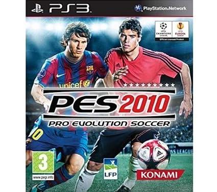 PES 2010 - PS3 | Konami. Programmeur