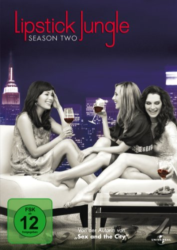 Lipstick Jungle - Season Two [4 DVDs]