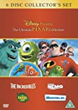 The Ultimate Pixar Collection: The Incredibles, Finding Nemo, Monsters Inc., A Bug's Life [DVD]