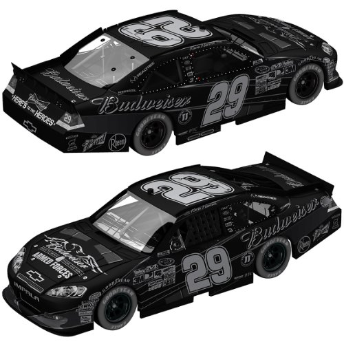 Action Racing Collectibles Kevin Harvick '11 Military Budweiser #29 Impala, 1:24 Stealth
