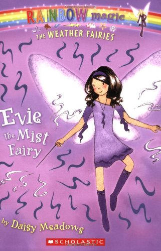 Evie the Mist Fairy (Rainbow Magic)