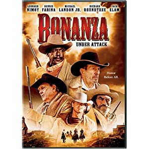 Bonanza - Under Attack movie