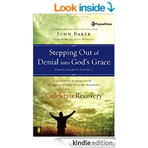 free celebrate recovery participant guides pdf