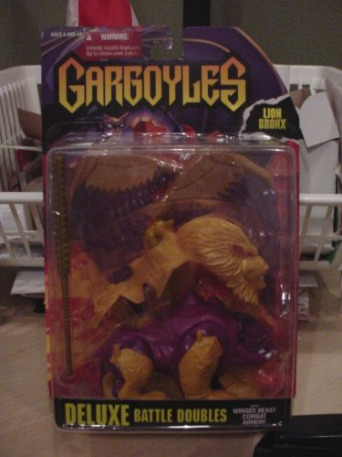 Buy Gargoyles – Deluxe Battle Doubles – Lion Bronx
