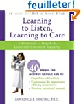 Learning to Listen, Learning to Care:...