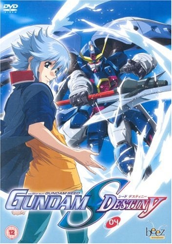 Mobile Suit Gundam Seed - Destiny Vol. 4 (Animated) [DVD]