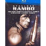Rambo Blu-ray Trilogy: First Blood, First Blood Part II, Rambo III