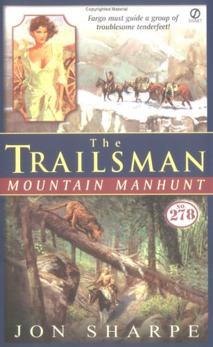 Image for Trailsman #278, The: Mountain Manhunt (Trailsman)
