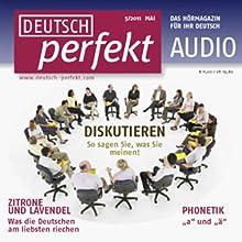 Deutsch perfekt Audio - Diskutieren. 5/2011 Audiobook by  div. Narrated by  div.