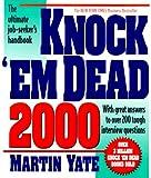 Knock 'Em Dead 2000 (1580621716) by Yate, Martin John