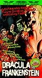 echange, troc Dracula Vs Frankenstein [VHS] [Import USA]