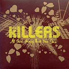 #14. The Killers   All These Things That Ive Done