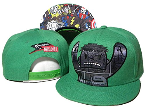 Tokidoki cappelli cappello registrabile di baseball (verde)