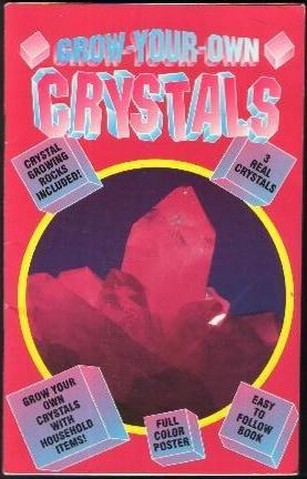 Grow-your-own crystals, CAROL BENANTI