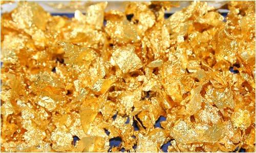 金箔(金箔フレーク食用)