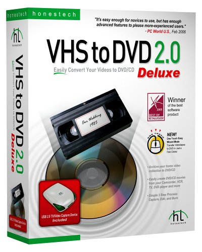 VHS to DVD 2 (Deluxe Edition) (PC)