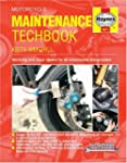 Motorcycle Maintenance Techbook (Hayn...